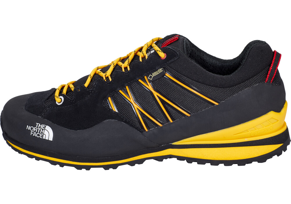 73e071ae17c ... The North Face Verto Plasma II GTX Shoes yellowblack . ...